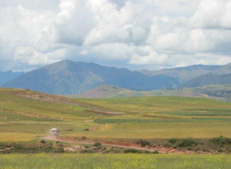 Viaggio in Perù. 1: Il Serpente Piumato