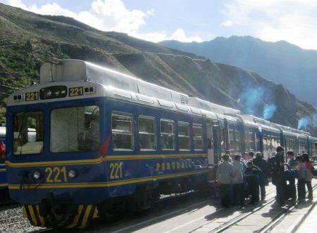 Viaggio in Perù. 9: Verso Machu Picchu