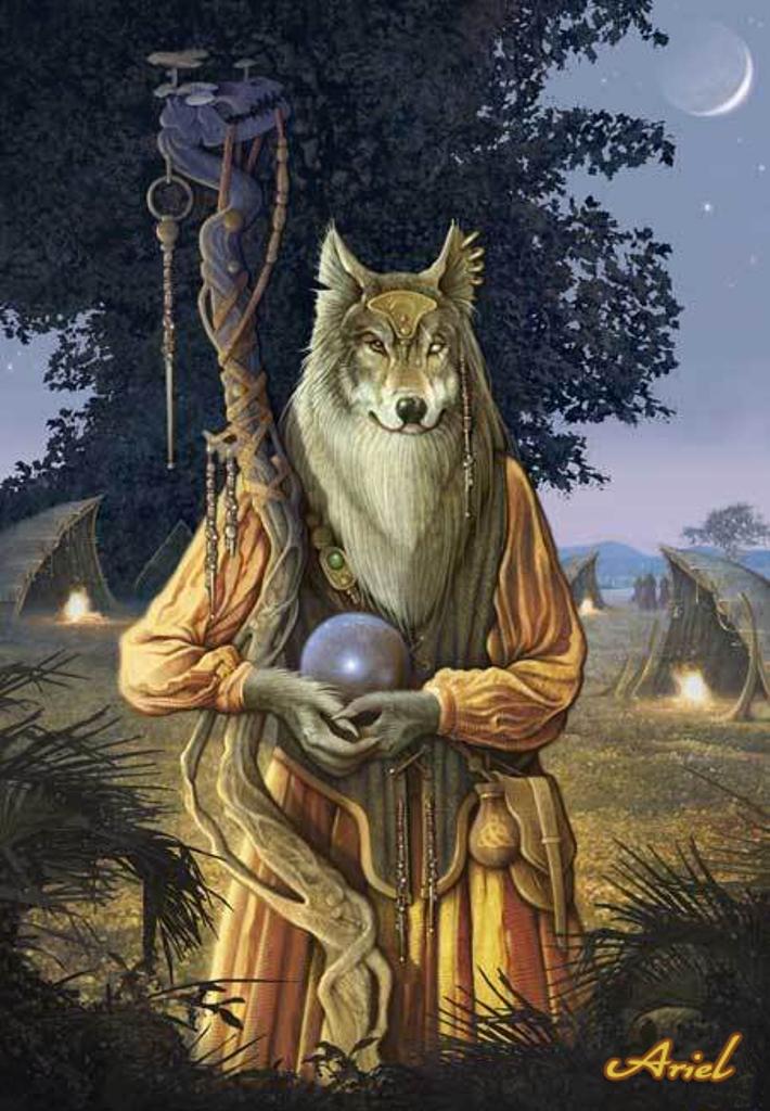wolfshaman