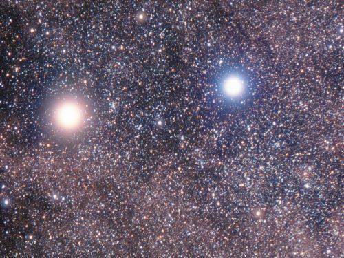Contatti cosmici. 3: Segni nel cielo