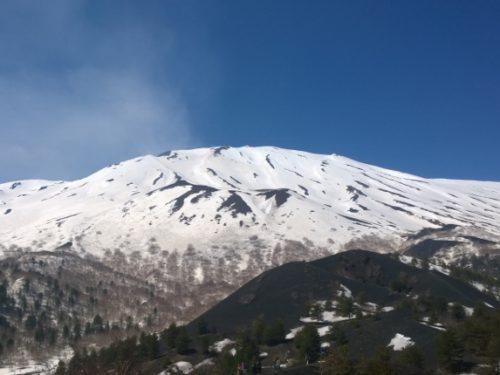 Sopra il vulcano