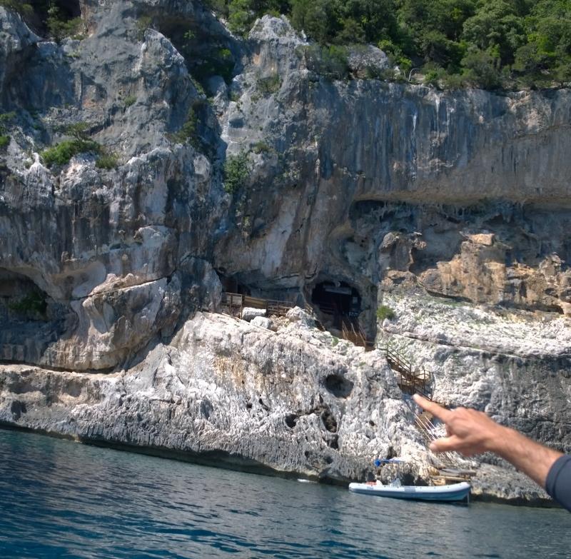 Grotta del Fico. 1