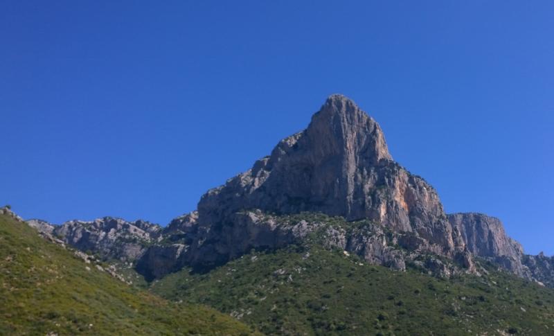 Paesaggi. 1 (Pedralonga)