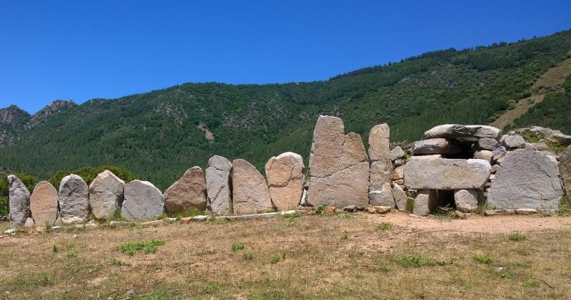 Tomba dei giganti di Osono. 4