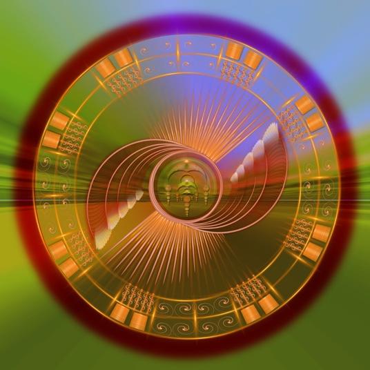 Time Shift - Hologram by Janosh