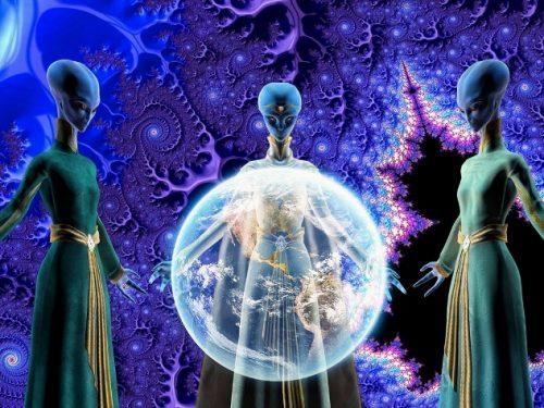 Mitologia aliena della Sardegna Nuragica